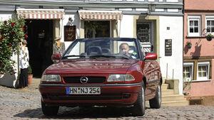 Opel Astra Cabriolet