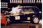 Opel, Astra, Crashtest