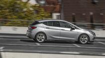 Opel Astra, Exterieur