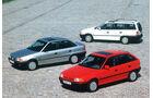 Opel Astra F, 1991-1998