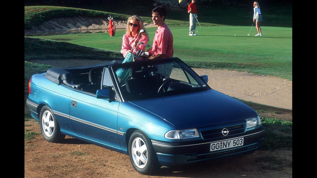 Opel Astra F Cabrio 1993-94