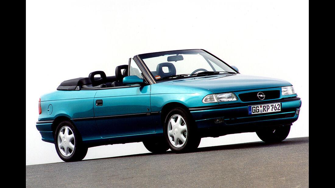Opel Astra F Cabrio 1994-99