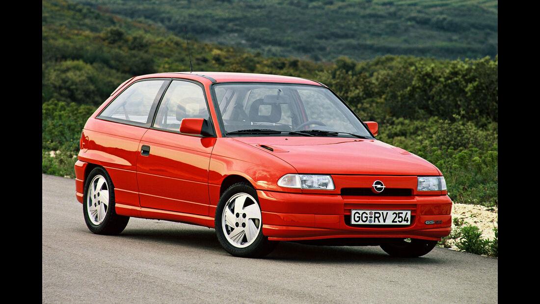 Opel Astra F-GSi
