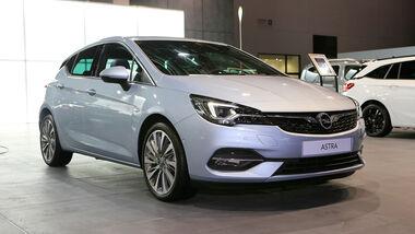 Opel Astra Facelift, IAA 2019
