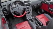 Opel Astra G Cabrio 1.6 16V, Interieur