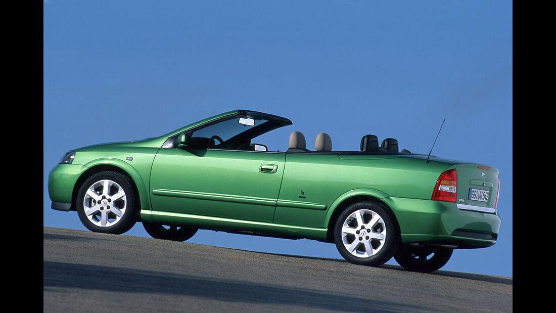 Opel Astra G, Cabrio 2001