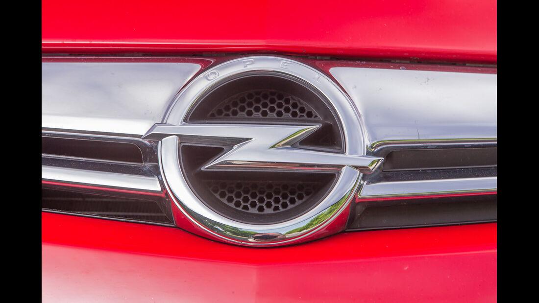 Opel Astra GTC 1.4 Turbo, Emblem