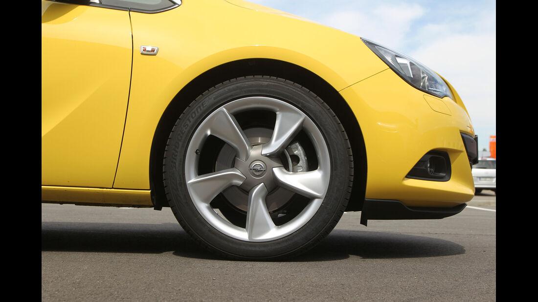 Opel Astra GTC 1.4 Turbo, Rad, Felge