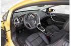 Opel Astra GTC 1.6 Turbo, Cockpit