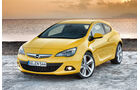 Opel Astra GTC 1.6 Turbo, Frontansicht