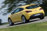 Opel Astra GTC 1.6 Turbo, Heckansicht