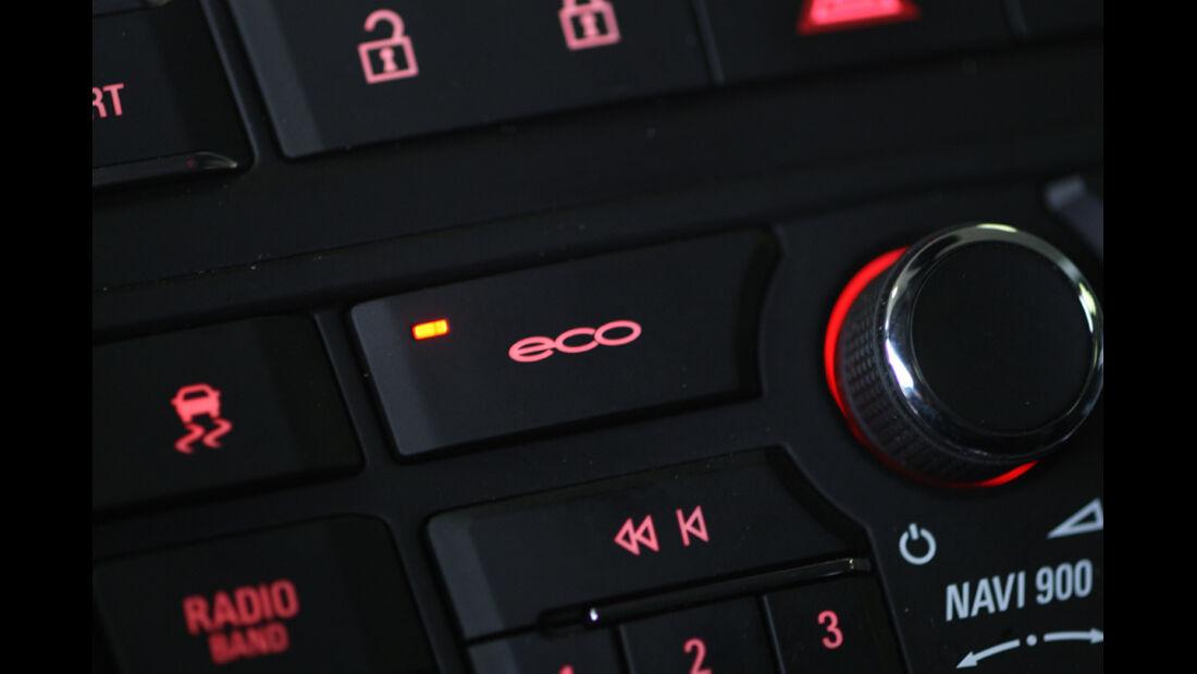 Opel Astra GTC 2.0 CDTi, Eco-Taste