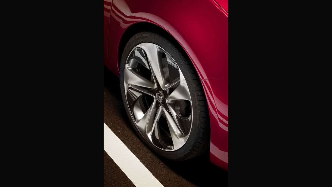 Opel Astra GTC, Felge