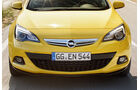 Opel Astra GTC, Front, Kühlergrill