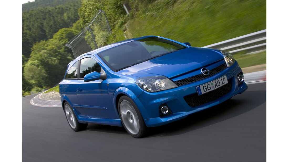 Opel Astra H-OPC