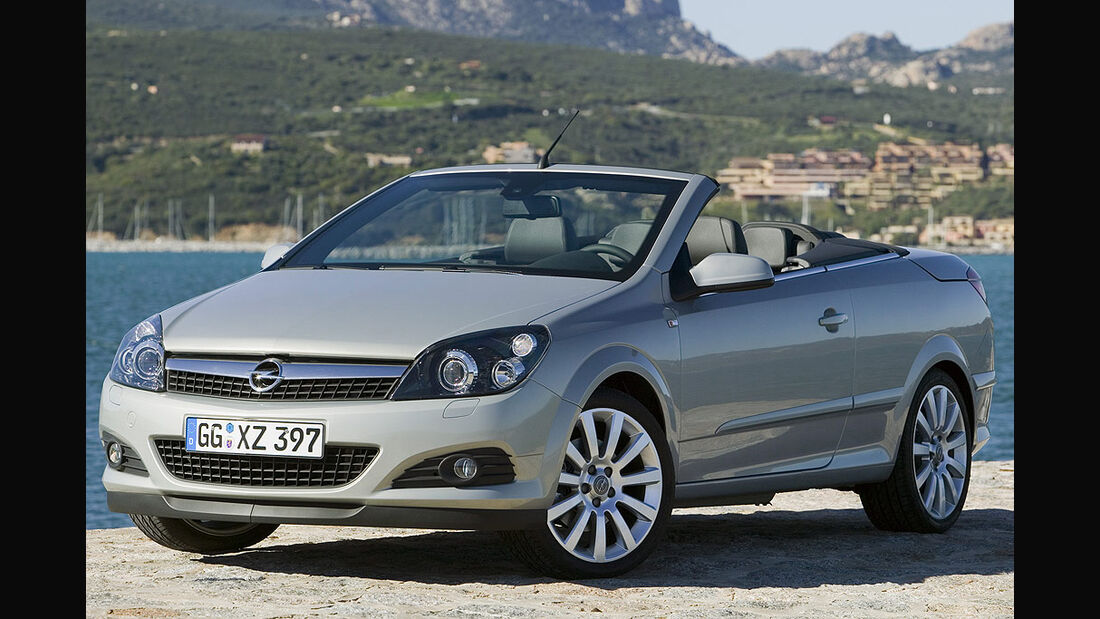 Opel Astra H TwinTop