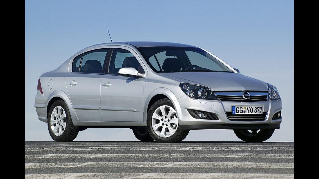 Opel Astra H Viertürer