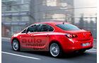 Opel Astra, Heck
