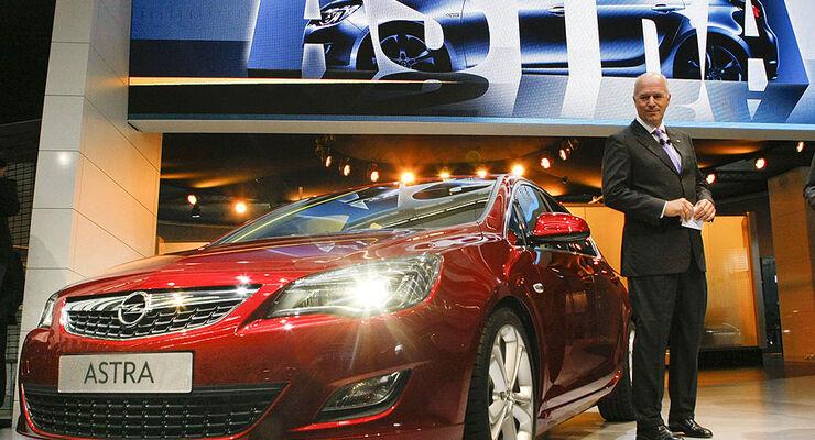 Opel Astra IAA 2009