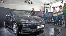 Opel Astra - Leser-Testdrive