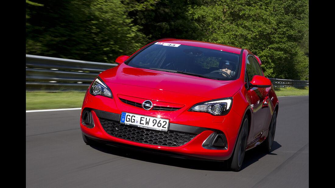 Opel Astra OPC