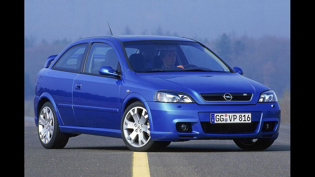 Opel Astra OPC 2001