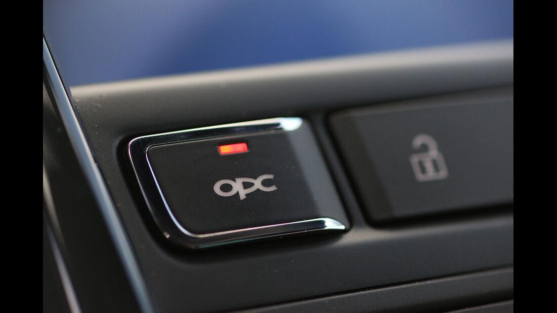 Opel Astra OPC, Bedienelement