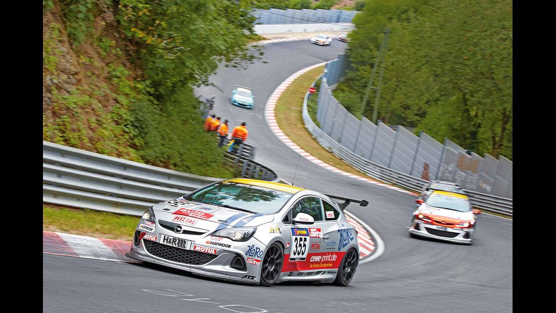 Opel Astra OPC Cup, Nürburgring