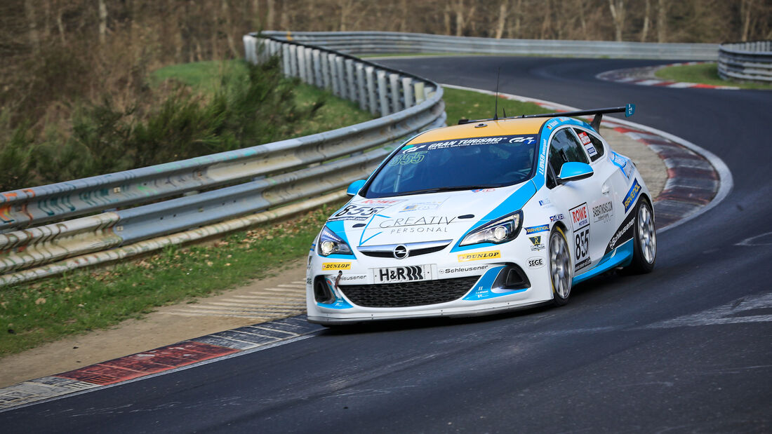 Opel Astra OPC Cup - Startnummer #855 - LUBNER Motorsport - OPC - NLS 2021 - Langstreckenmeisterschaft - Nürburgring - Nordschleife