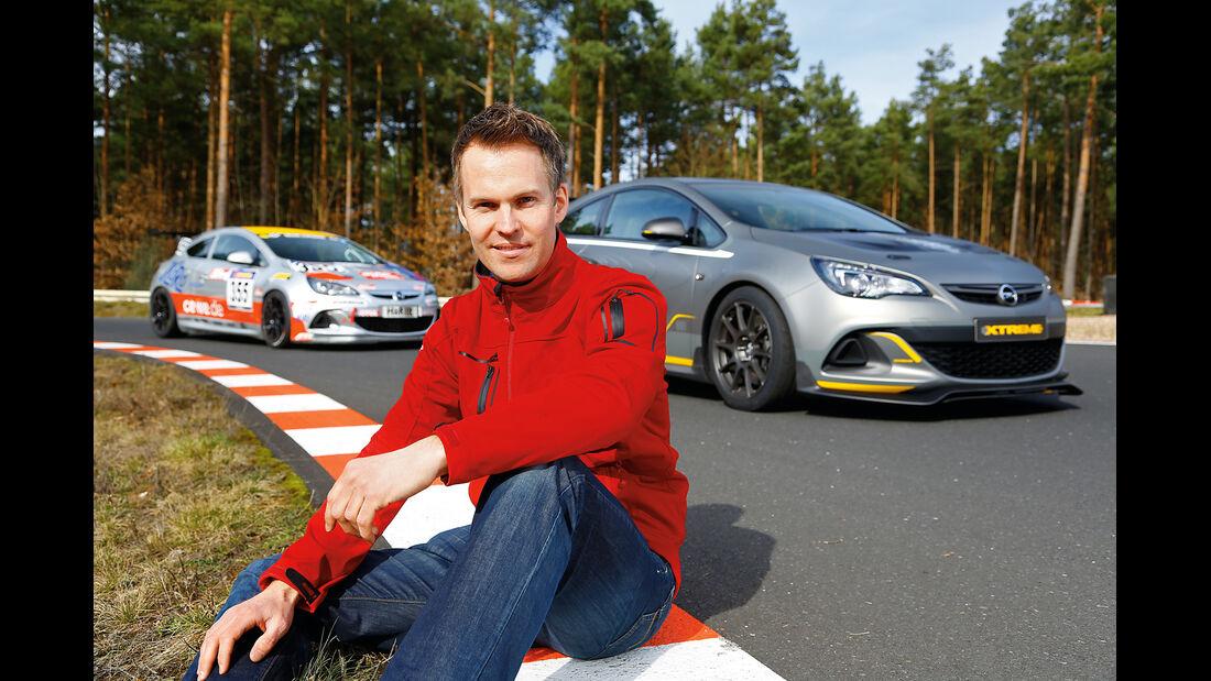 Opel Astra OPC Extreme, Christian Gebhardt