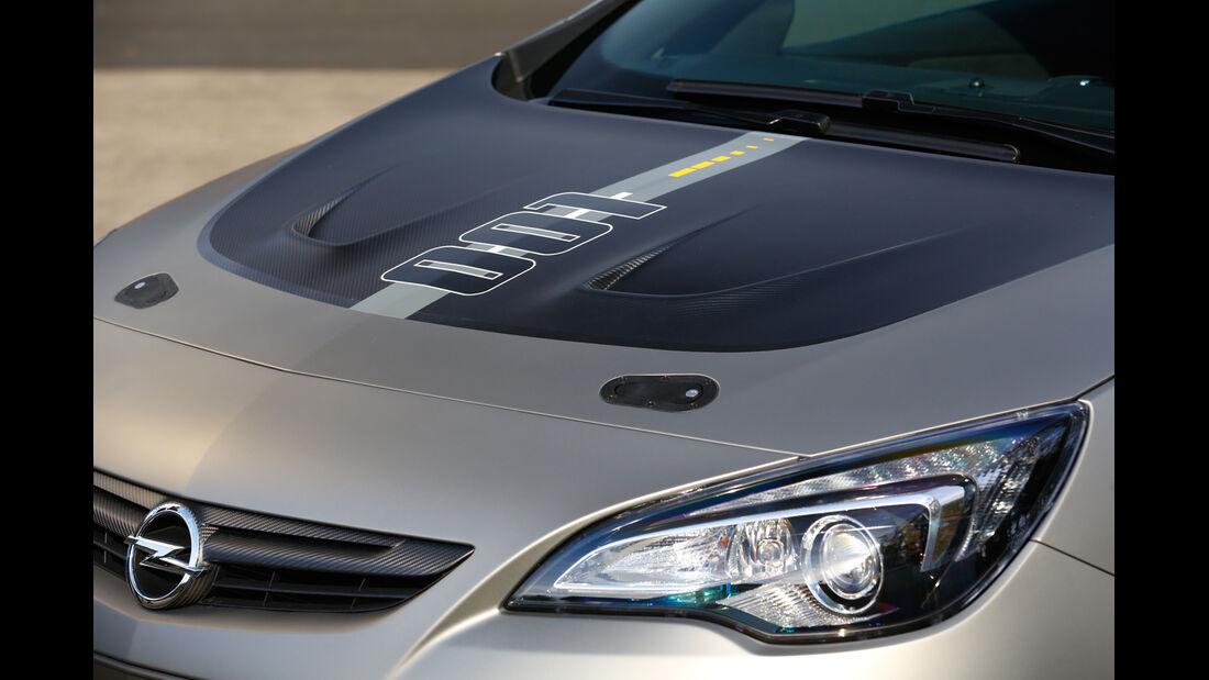 Opel Astra OPC Extreme, Frontscheinwerfer