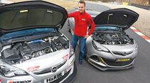 Opel Astra OPC Extreme, Opel Astra OPC Cup, Motor