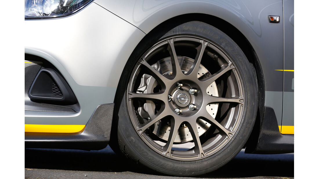 Opel Astra OPC Extreme,  Rad, Felge, Bremse