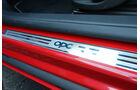 Opel Astra OPC, Fußleiste