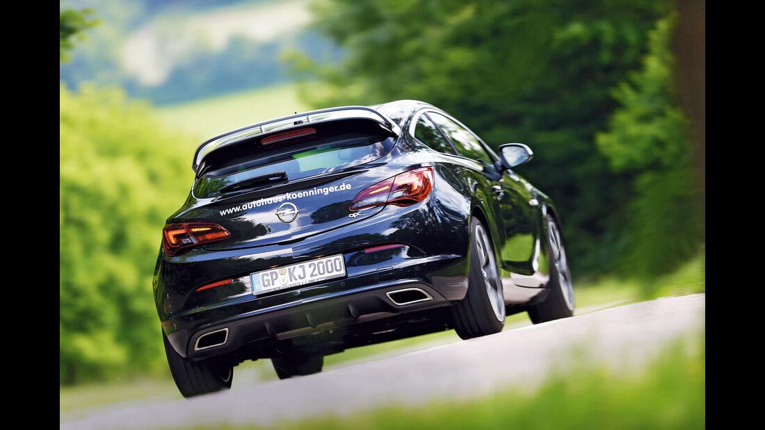 Opel Astra OPC - Gebrauchte Sportwagen