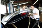 Opel Astra OPC, Heckspoiler
