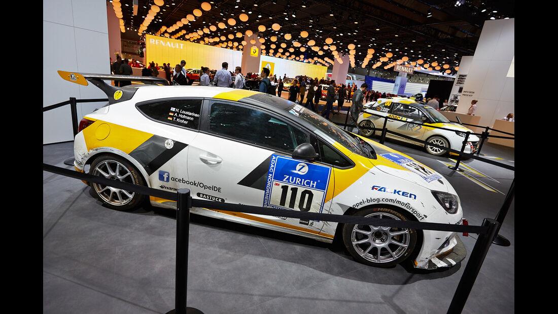 Opel Astra OPC - IAA 2013
