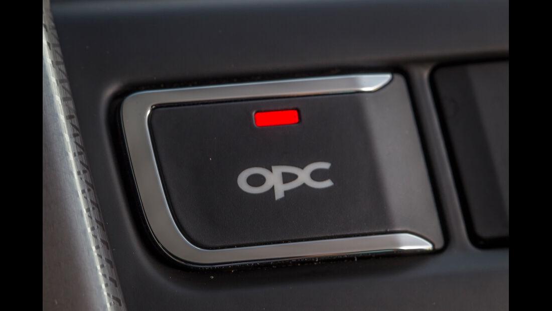 Opel Astra OPC, OPC-Schalter