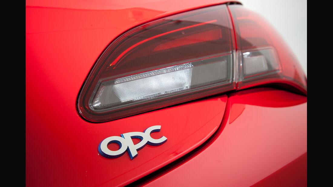 Opel Astra OPC, Rückleuchte