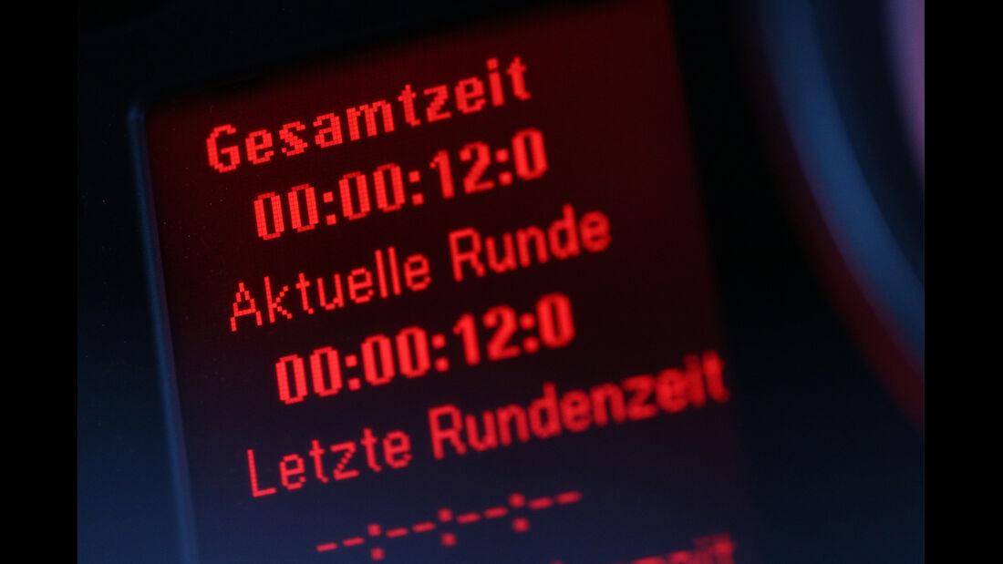 Opel Astra OPC, Rundenzeit