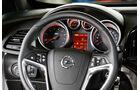 Opel Astra OPC, Rundinstrumente
