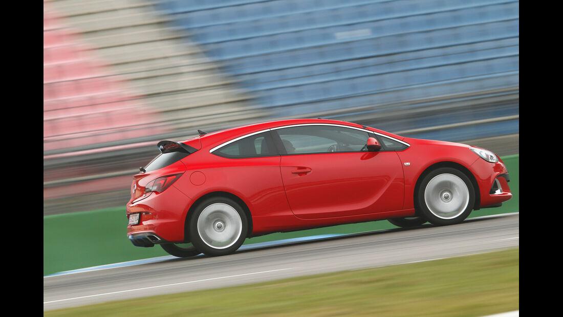 Opel Astra OPC, Seitenansicht