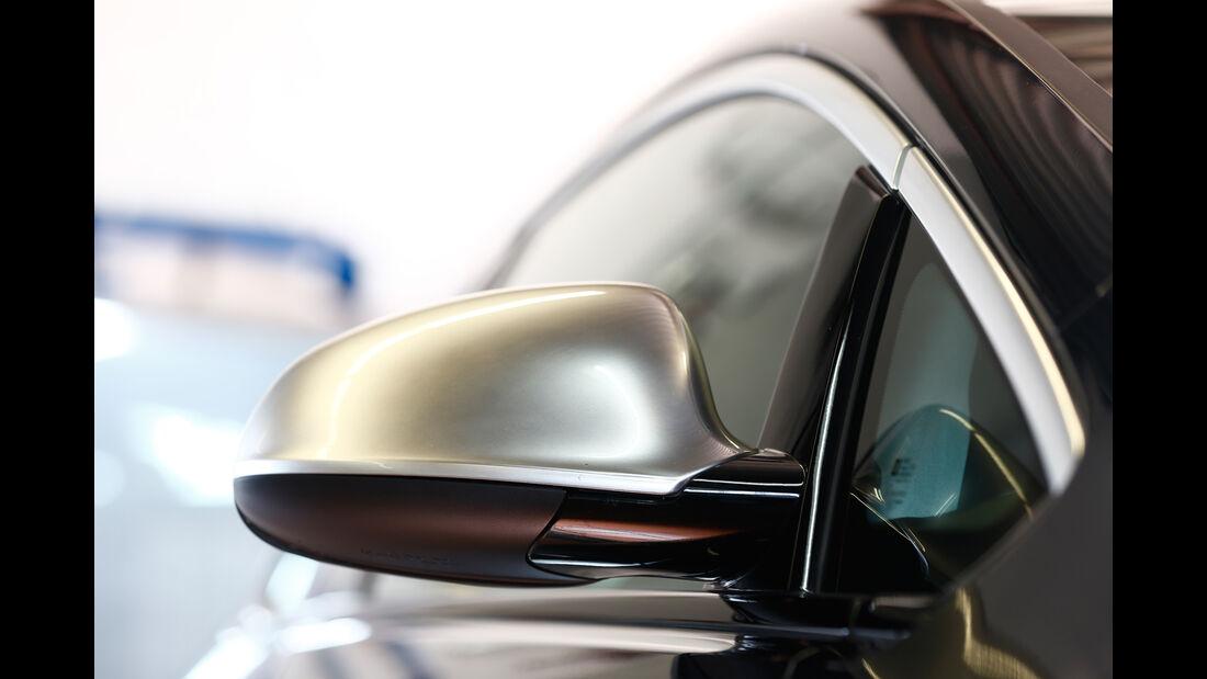 Opel Astra OPC, Seitenspiegel