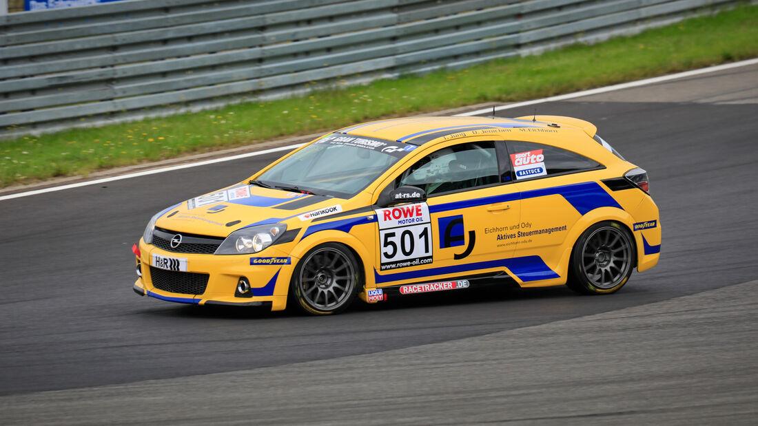 Opel Astra OPC - Startnummer #501 - MSC Adenau - VT2 - NLS 2020 - Langstreckenmeisterschaft - Nürburgring - Nordschleife