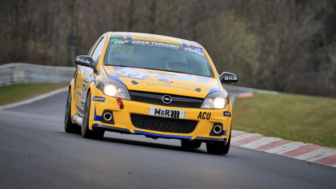 Opel Astra OPC - Startnummer #501 - VT2 - NLS 2021 - Langstreckenmeisterschaft - Nürburgring - Nordschleife
