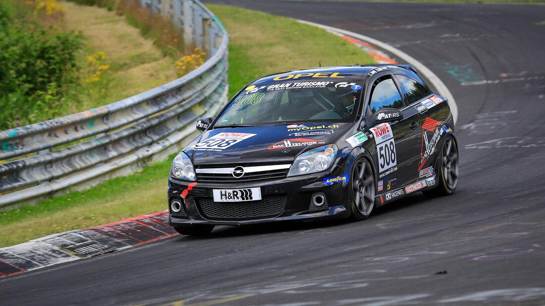 Opel Astra OPC - Startnummer #508 - VT2 - NLS 2020 - Langstreckenmeisterschaft - Nürburgring - Nordschleife
