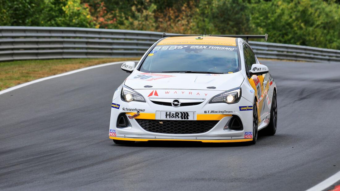 Opel Astra OPC - Startnummer #90 - Klasse: SP 3T - 24h-Rennen - Nürburgring - Nordschleife - 24. bis 27. September 2020