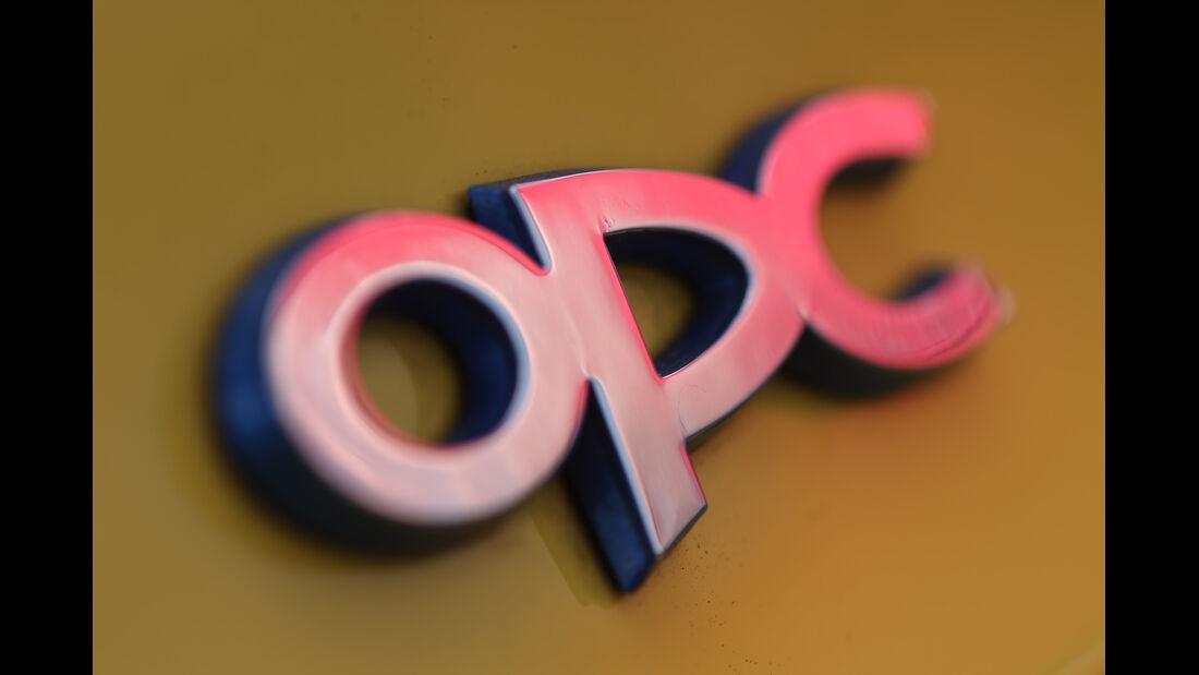 Opel Astra OPC, Typenbezeichnung