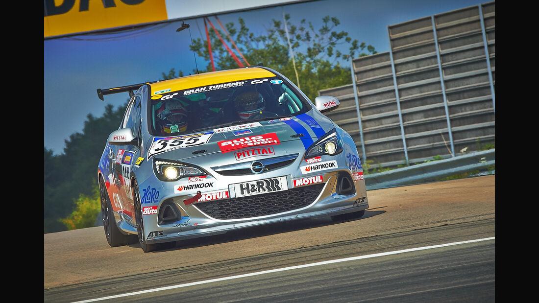 Opel Astra OPC - VLN 2013