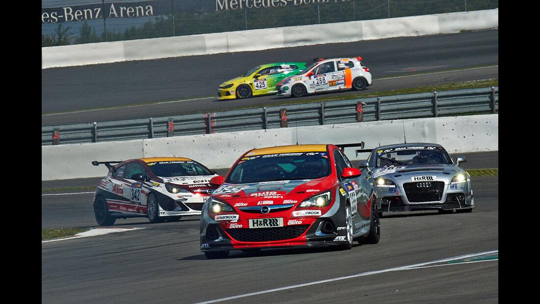 Opel Astra OPC -VLN Nürburgring - 7. Lauf - 23. August 2014